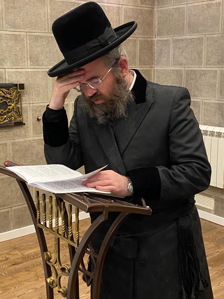 """בניית מרכז תורני להנצחת השואה בנשיאות מו""""ר הרב אנגלמן שליט""""א"""
