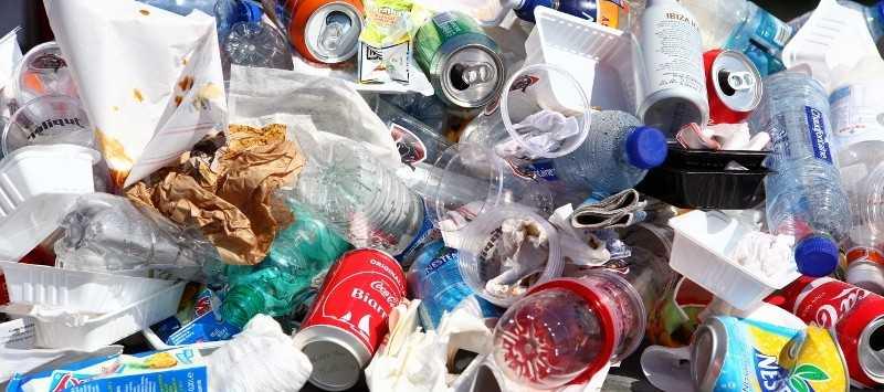 הפחתת אריזות פלסטיק