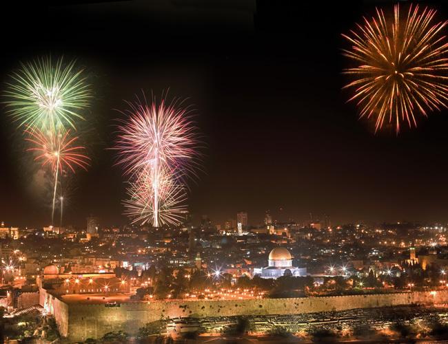 לא לבזבוז כספי תושבי ירושלים עבור מופע זיקוקים ראוותני ומיותר
