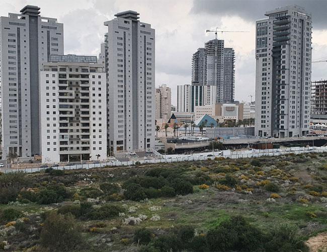 """מתנגדים לתכנית לבנייה של 4,280 יח""""ד ברובע מע""""ר דרום באשדוד"""