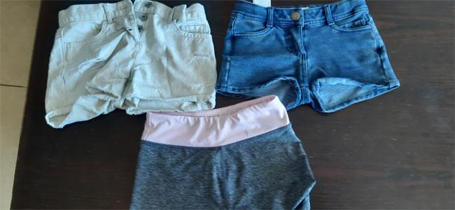 למה לבנים מותר מכנסיים קצרים ולבנות לא?!